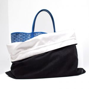 MPS Reversible Dust Bag to store and protect large and extra-large designer bags (Goyard, Chanel, Hermes)