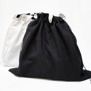 MPS Luxurious Reversible Dust Bags for storage and protection of anel, Hermes, and other medium-large designer handbags