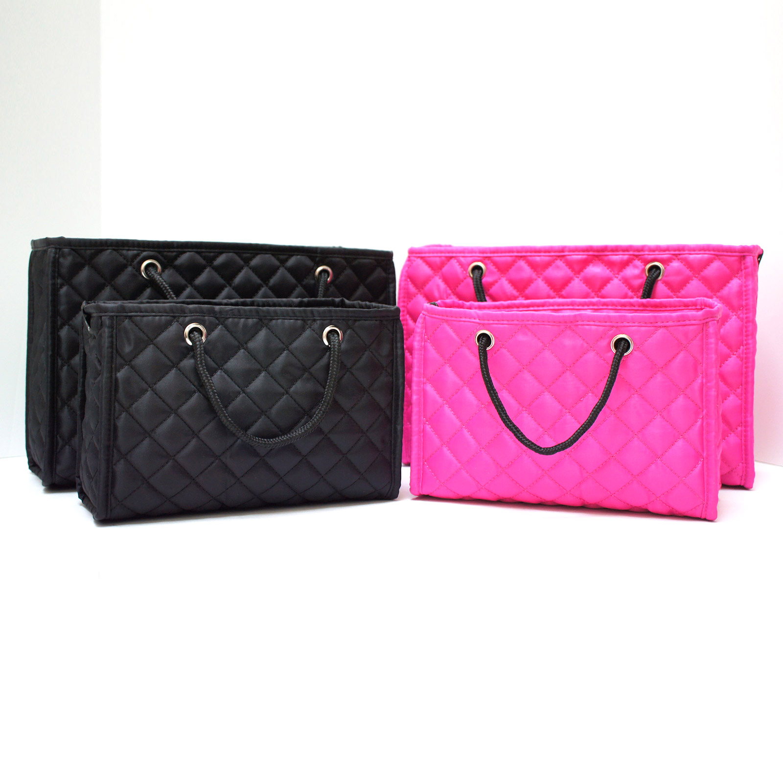 18f45f794a93e Chic Quilted ZOE Handbag Organizer Inserts with REMOVABLE BASE Fit  Balenciaga Bags