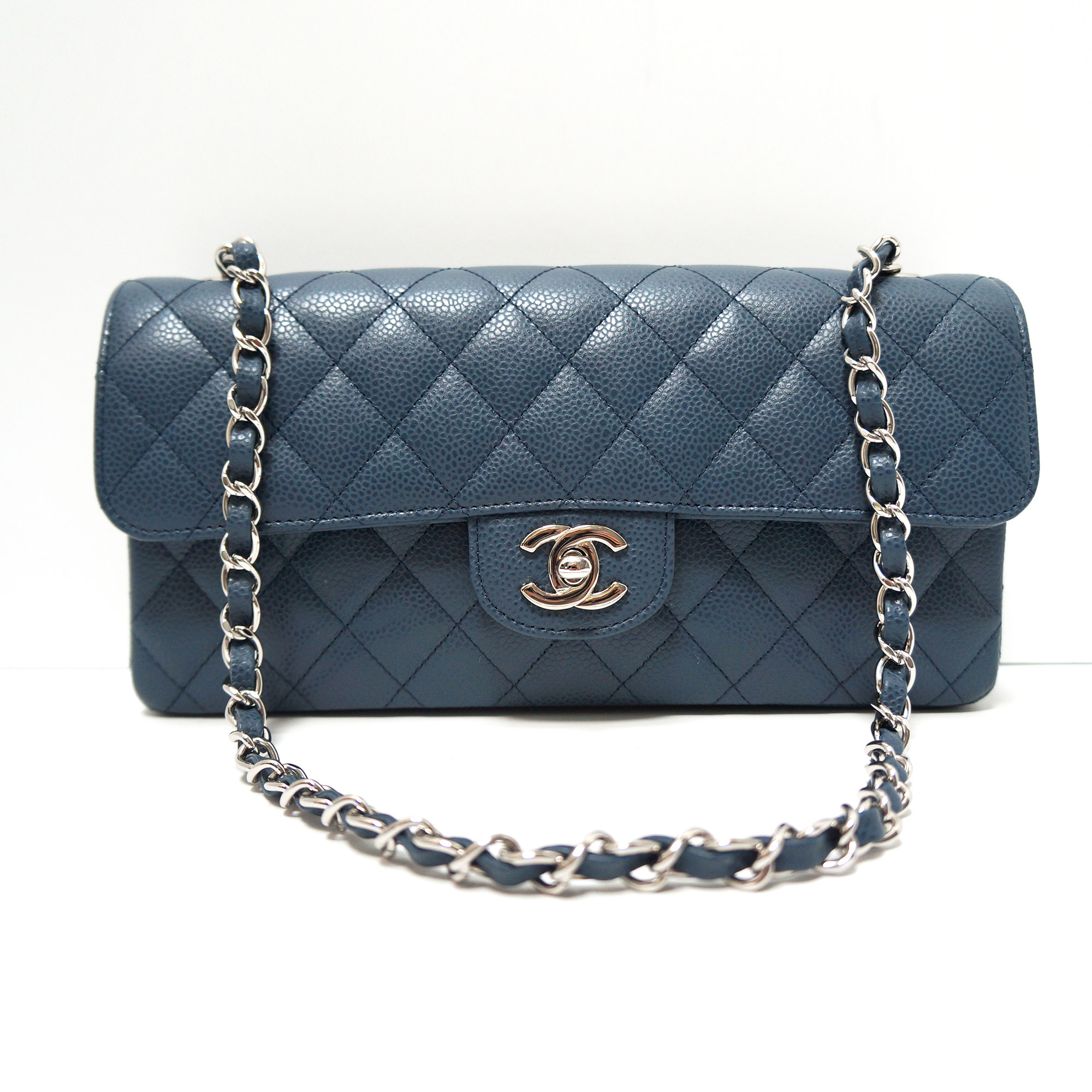 efda918d2e10 Chanel Small Flap Bag Caviar Leather | Stanford Center for ...