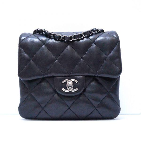 Chanel 3 Small Flap Bag Crossbody