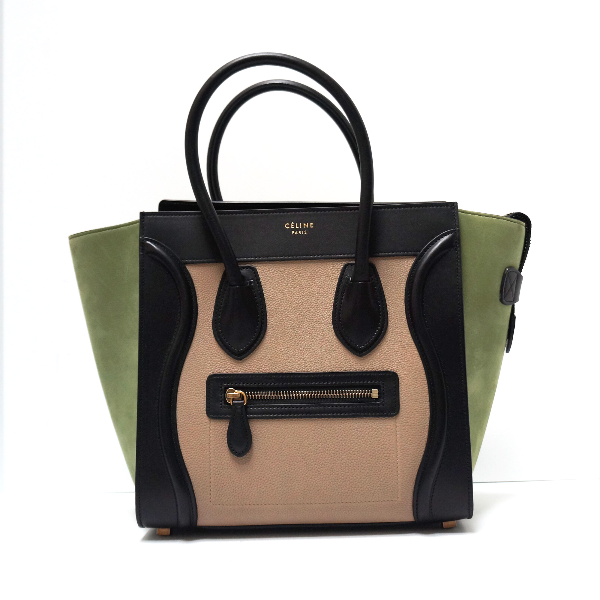 Celine Micro Luggage Tote Bag 31b3f2536e5c4