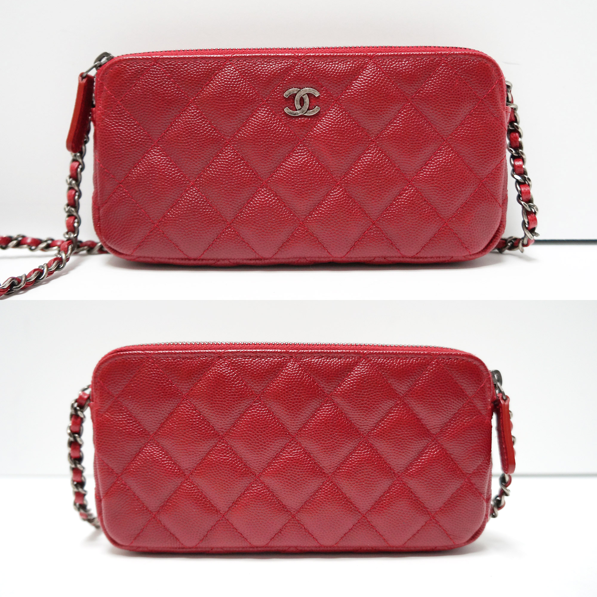 55a7492fdb13 Chanel Wallet Bag Red | Stanford Center for Opportunity Policy in ...