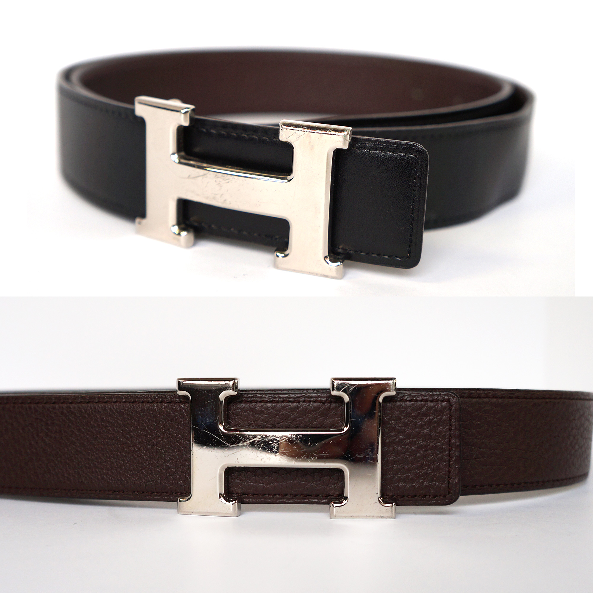 Hermes Belt with H Buckle