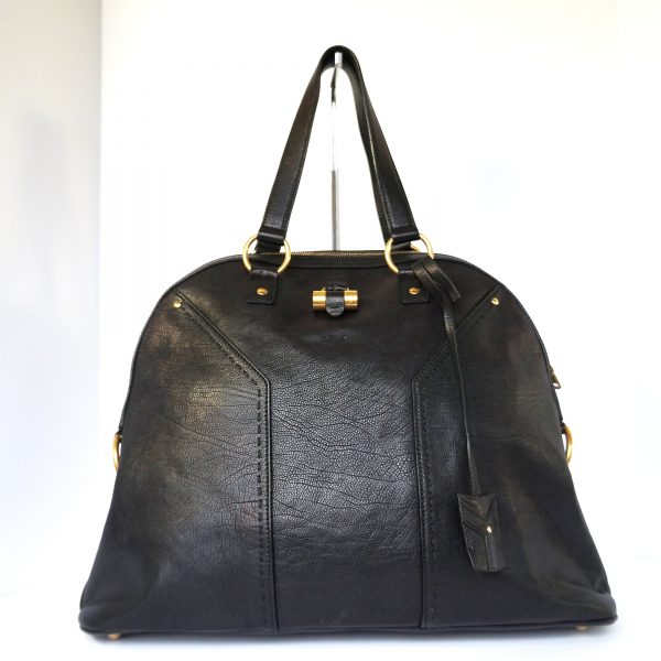 YSL Muse Satchel