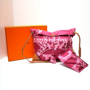 Hermes Silky City Tote Bag