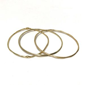 Ippolita 18k Gold Bangle Bracelet Set